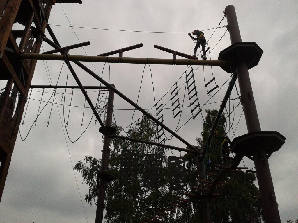 27. vysoká lana